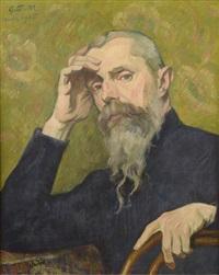 autoportrait by georges daniel monfreid
