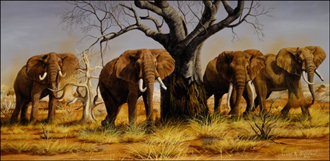 bulls of tsavo by gary r swanson