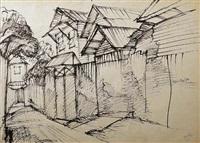 street scene ii by montien boonma