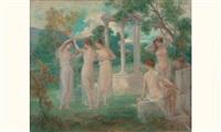la danse des grâces by françois lafon