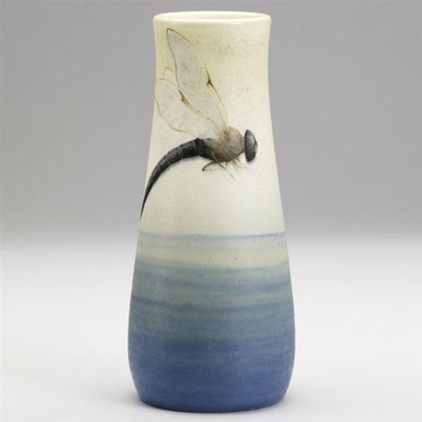 Rookwood Pottery Vase Vase And Cellar Image Avorcor