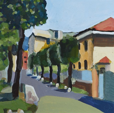 strada alberata by michael vogt