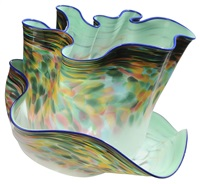 macchia pair (in 2 parts) by dale chihuly
