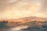 the roman campagna by john (newbott) newbolt