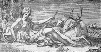 diana resting by leonard thiry