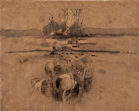 rice planting by cheong soo pieng