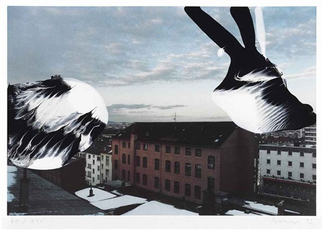 kassel from documenta ix edition by gerhard richter