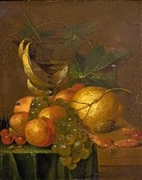 früchtestillleben by harmen loeding