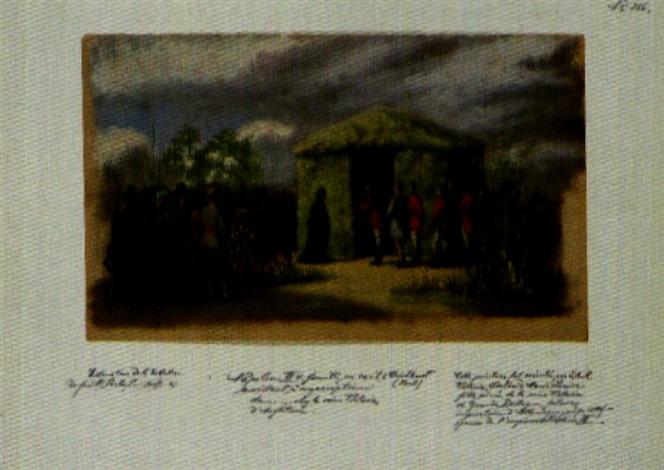 napoleón iii y su familia en el exilio asistiendo a una recepción en casa de la reina victoria de inglaterra by victoria sajonia coburgo gotha