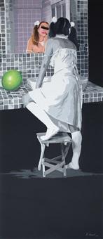 figurative composition by ebru alpagut