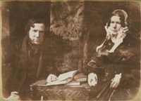 mr and mrs wilkinson by david octavius hill