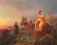 araberens bøn by niels simonsen