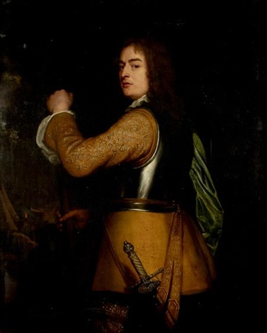 portrait of the fourth viscount of kilmorey by john hayls