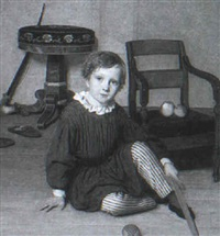 childhood by ludwig august smith