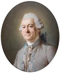 portrait d'homme by joseph boze