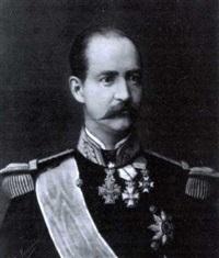 portrait du roi georges 1er de grsce by epaminondas kontiadis