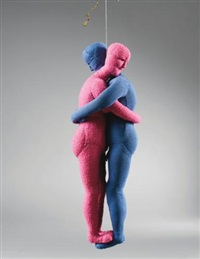 couple by louise bourgeois
