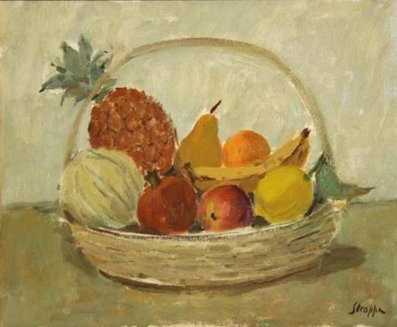 Cesto Di Frutta By Leonardo Stroppa On Artnet