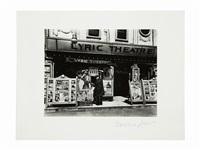 lyric theatre by berenice abbott