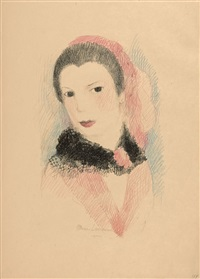 ma germaine by marie laurencin