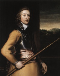 portrait of john, 2nd baron poulett by john hayls