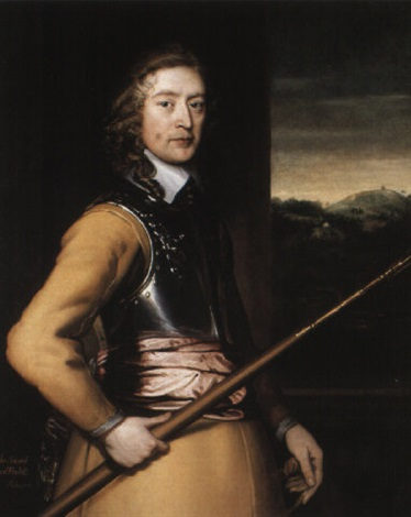 portrait of john 2nd baron poulett by john hayls