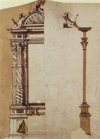 entwurf zu einem altar by andrea boscoli