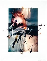 ocean fire by rebecca horn