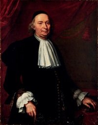 portrait d'un homme de loi by jacob oost the elder