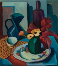 still life by blanche lazzell