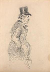 portrait d'homme by giovanni boldini