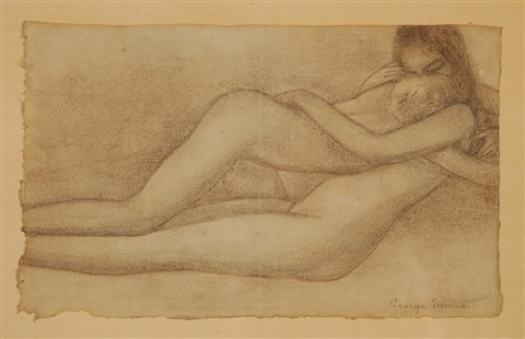 couple by george minne