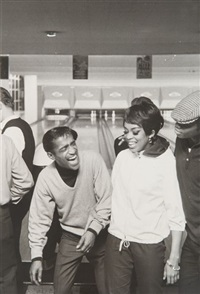 sammy davis jr. (4 works) by alan grossman