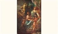 femmes et amours by marie-abraham rosalbin de buncey