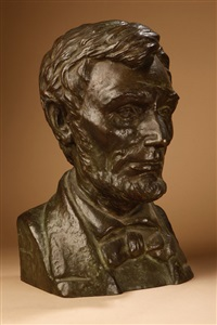 abraham lincoln by robert merrell gage