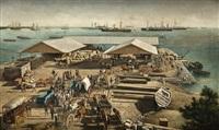 el desembarco de los americanos en ponce, puerto rico, el 27 de julio de 1898 by manul cuyas agullo