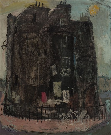 la maison noire paris by jan van heel