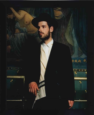 budapest (young hasid) by andres serrano