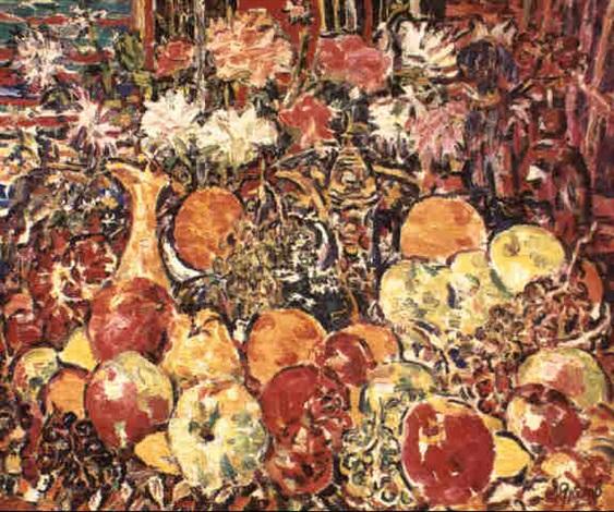 oranges et pommes by rady rautovich yakubov