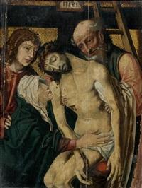 la déposition du christ by roger van der weyden