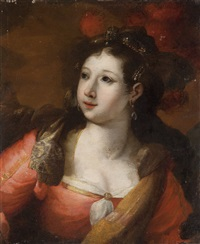 figura femminile by valerio castello