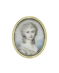 miss lucken crawford (c.1767 - after 1806) by richard cosway
