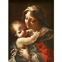 madonna and child by pietro faccini