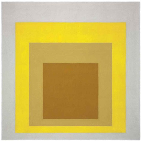 homage to the square surprise by josef albers