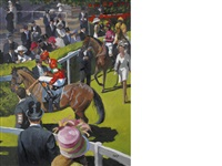 ladies day, royal ascot by sherree valentine daines