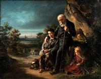 la halte by charles-edouard jabiot