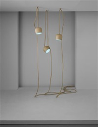 lianes' ceiling light by ronan and erwan bouroullec