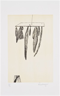 sheaves by louise bourgeois