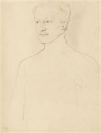 josef cordier by august macke