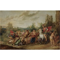 the massacre of the innocents by hieronymus francken iii